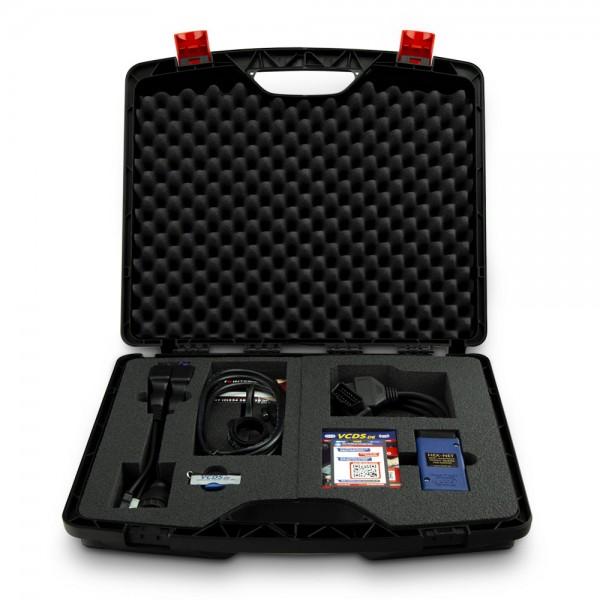 Original Ross-Tech® VCDS® HEX-NET WiFi Unlimited Werkstatt Koffer PRO VCDS-Lizenz 24 Monate Garantie