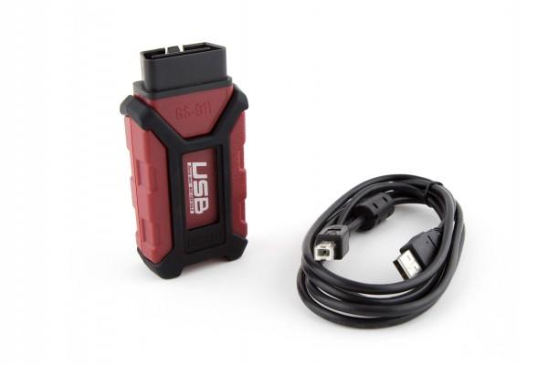GS-911 USB OBD2 10 VIN für BMW - Motorräder