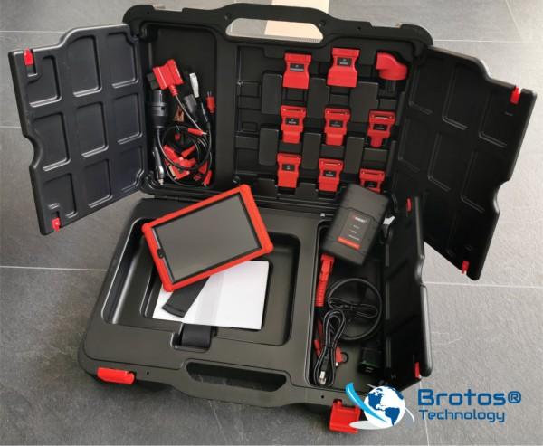 Referenzklasse KFZ Werkstatt Diagnose Gerät , Brotos® Pro-Modul OBD2 iSmart2000 DIGITAL