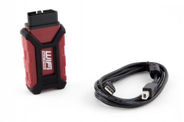 Motorrad Diagnose Gerät GS-911 WIFI OBD2 10 VIN inkl. OBD2 auf 10 Pin