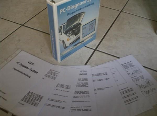 Glindemann Installation,- und Programm Beschreibung zur Glindemann VAG Software v 4.0